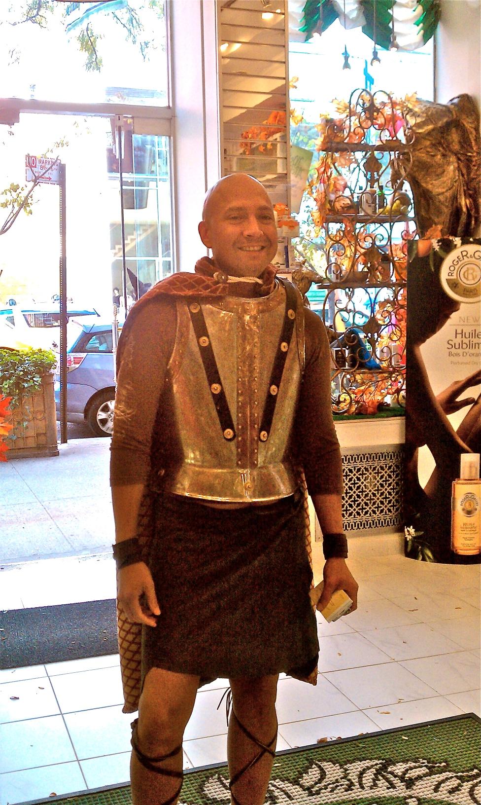 Halloween at Thompson Alchemists 449 West Broadway Soho, NYC 10012