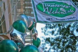 Ballons - Grand Opening Thompson Alchemists - Event Number One!