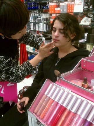 Lioele makeover event at Thompson Alchemists in Soho NYC 10012