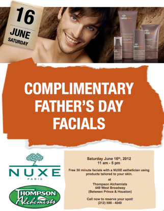 Father's Day at Thompson Alchemists