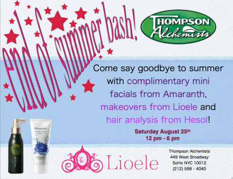 Lioele, Amaranth and Hesol August 25th