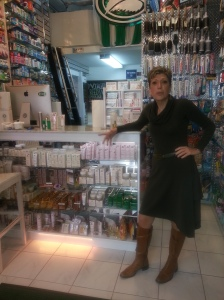 Nuxe skincare from PARIS can be found at Thompson Alchemists in Soho NYC