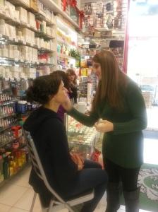 La Bella Donna natural hypoallergenic mineral make-up
