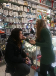 La Bella Donna mineral make-up