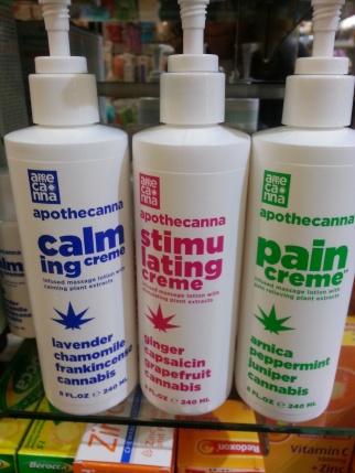 Apothecanna cannabis infused skincare