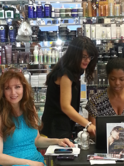 JF Lazartigue Soho NYC haircare
