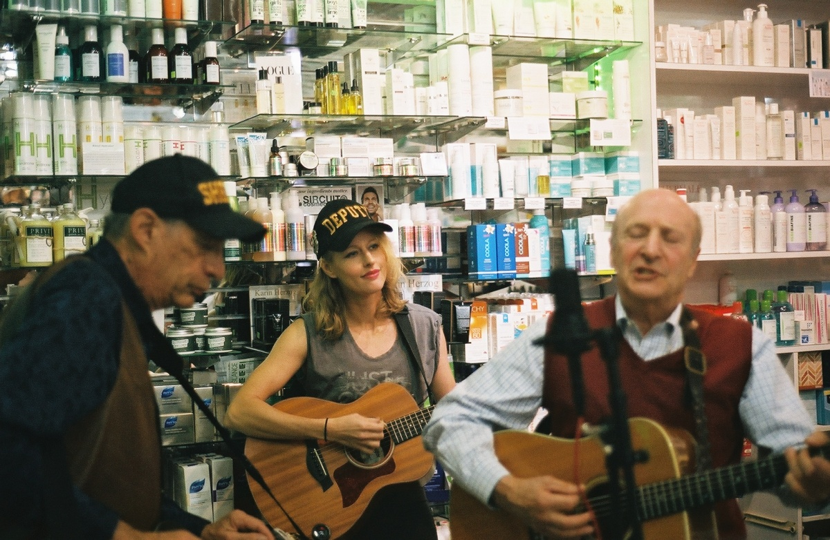 Live Swinging Bluegrass Music in Manhattan
