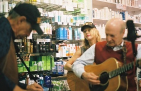 live bluegrass music in New York city