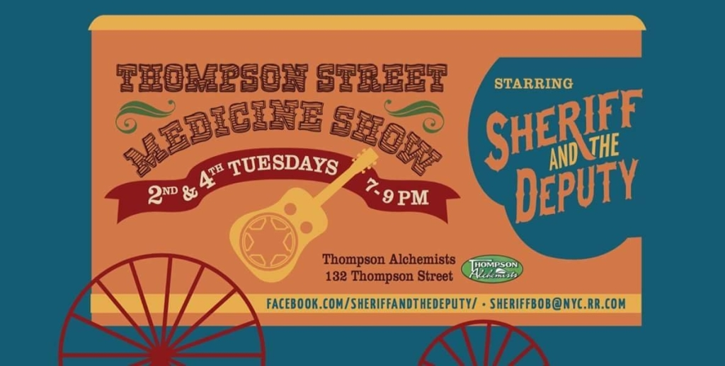 Thompson Street Medicine Show