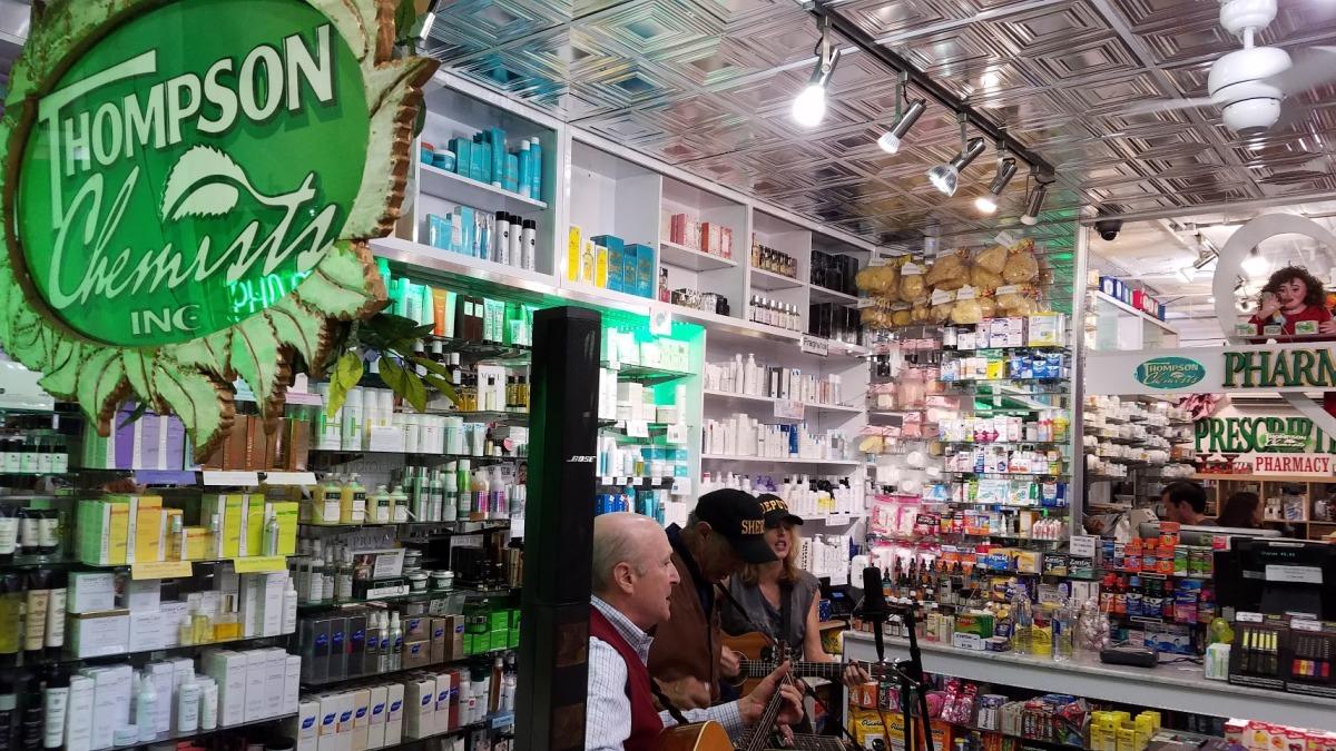 Thompson Street MedicineShow