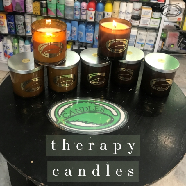 Thompson Alchemsts therapy candles