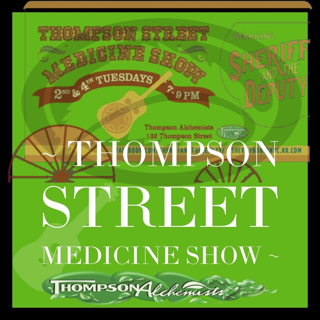 thompson street medicine show